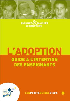 AdoptionGuideEnseignants